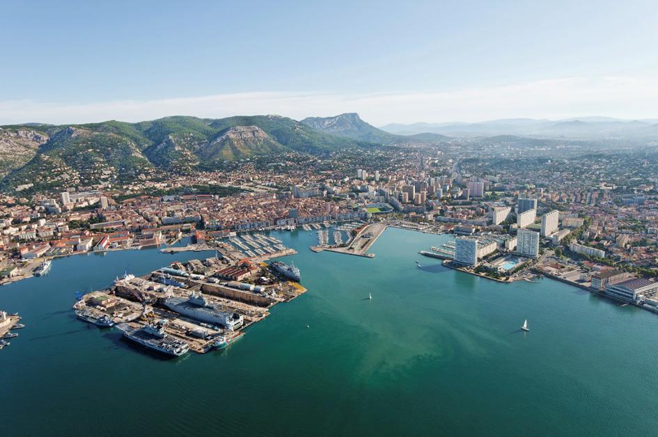 Toulon : la plus belle rade d'Europe